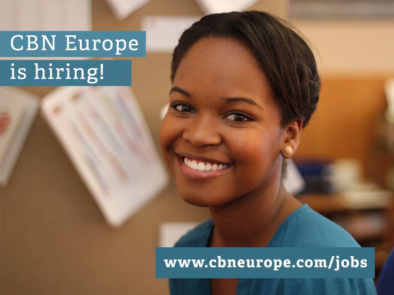 Job Opportunities | CBN Europe