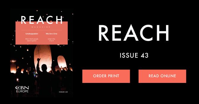 August Reach Magazine