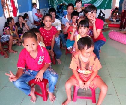 Hope for Deaf Children in Vietnam