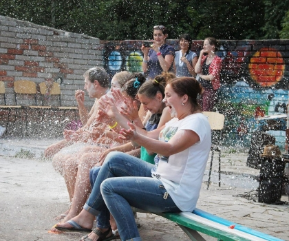 Orphan's Promise Event Funds Ukraine Children's Camp