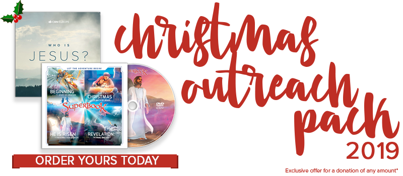 Christmas Outreach Pack | Exclusive 2019 Offer