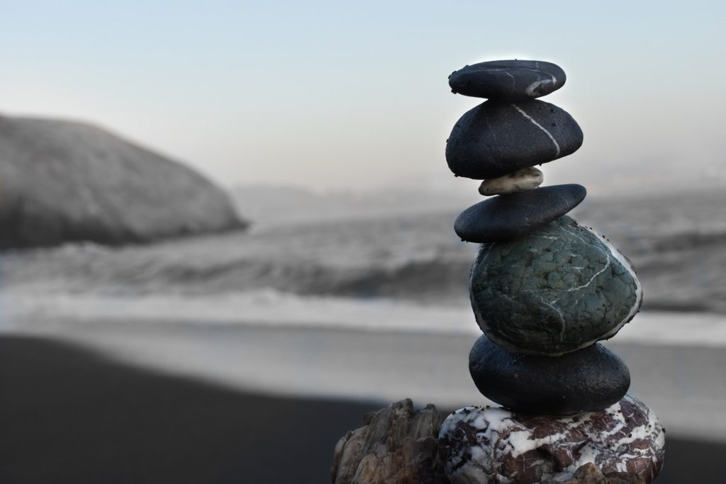 Balance: Finding Your Rhythm