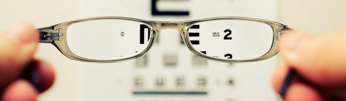 Prophetic Vision Eye Test