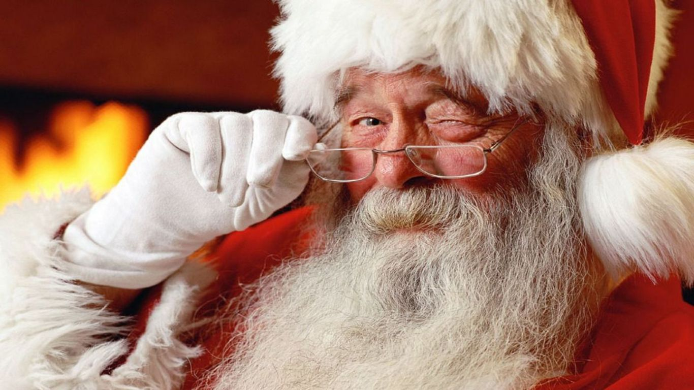 a believer no more delso - Free Santa Pictures