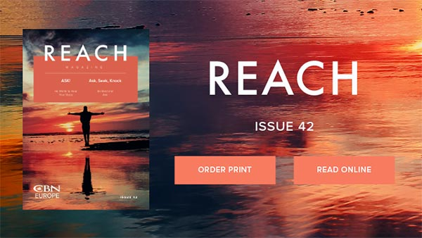 Reach Magazine, Issue 42, June, CBN