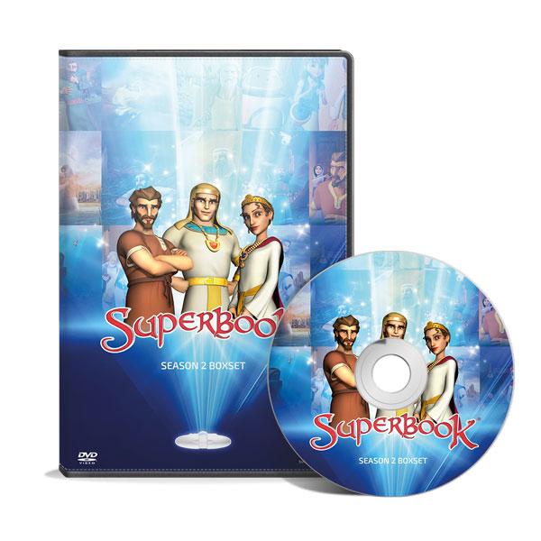Superbook Season 2 Boxset Product Image