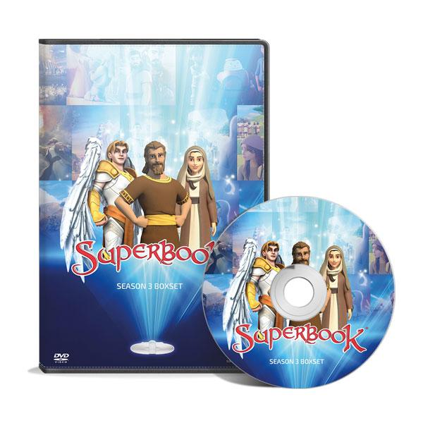 Superbook Season 3 Boxset Product Image