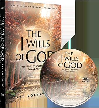 The I Wills of God DVD. CBN Europe